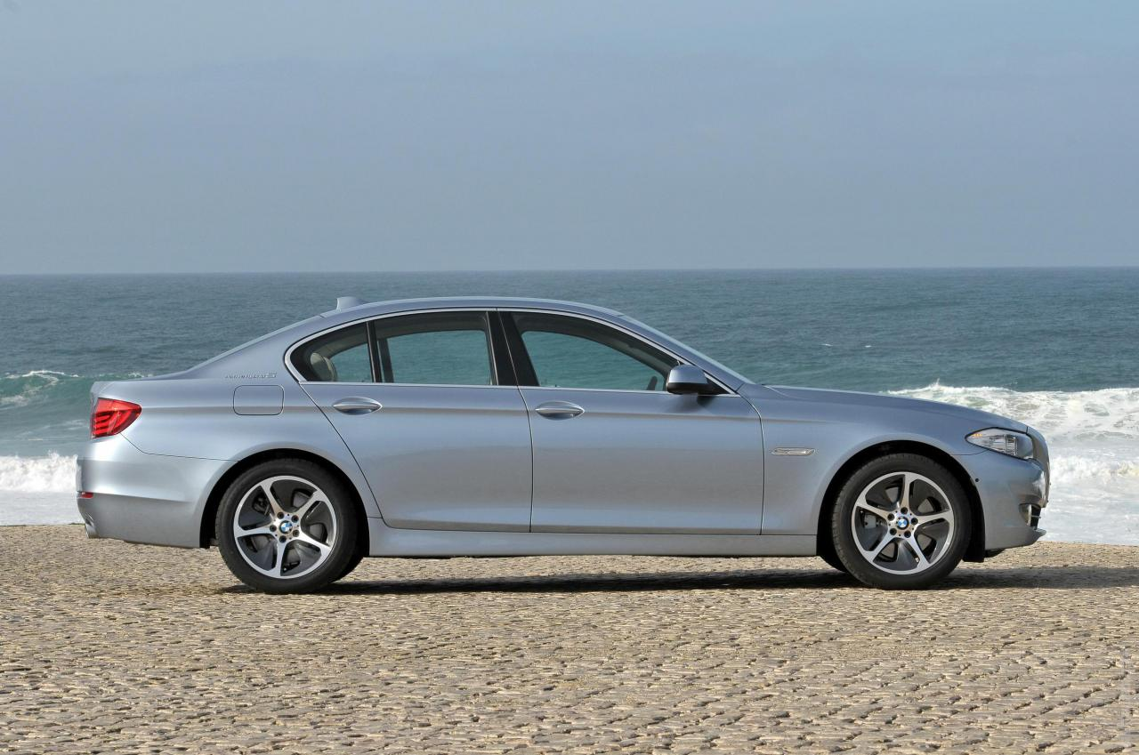 BMW 5 series ActiveHybrid 2013 photo - 3