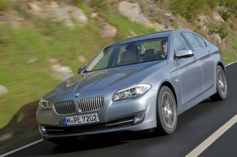 BMW 5 series ActiveHybrid 2013 photo - 7