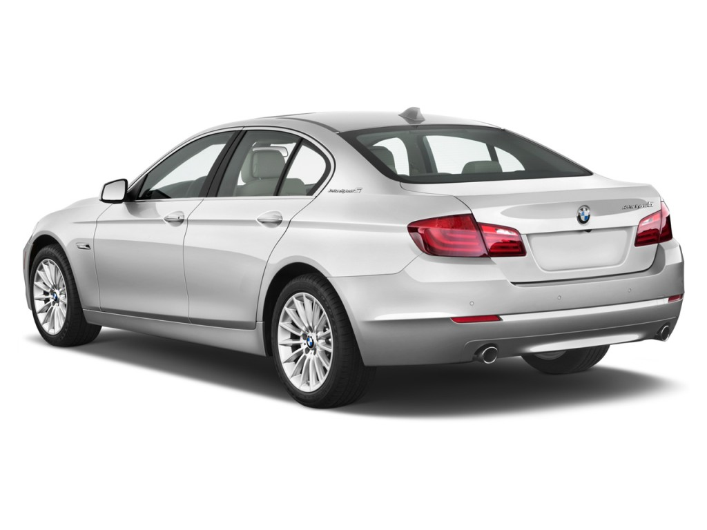 BMW 5 series ActiveHybrid 2013 photo - 8