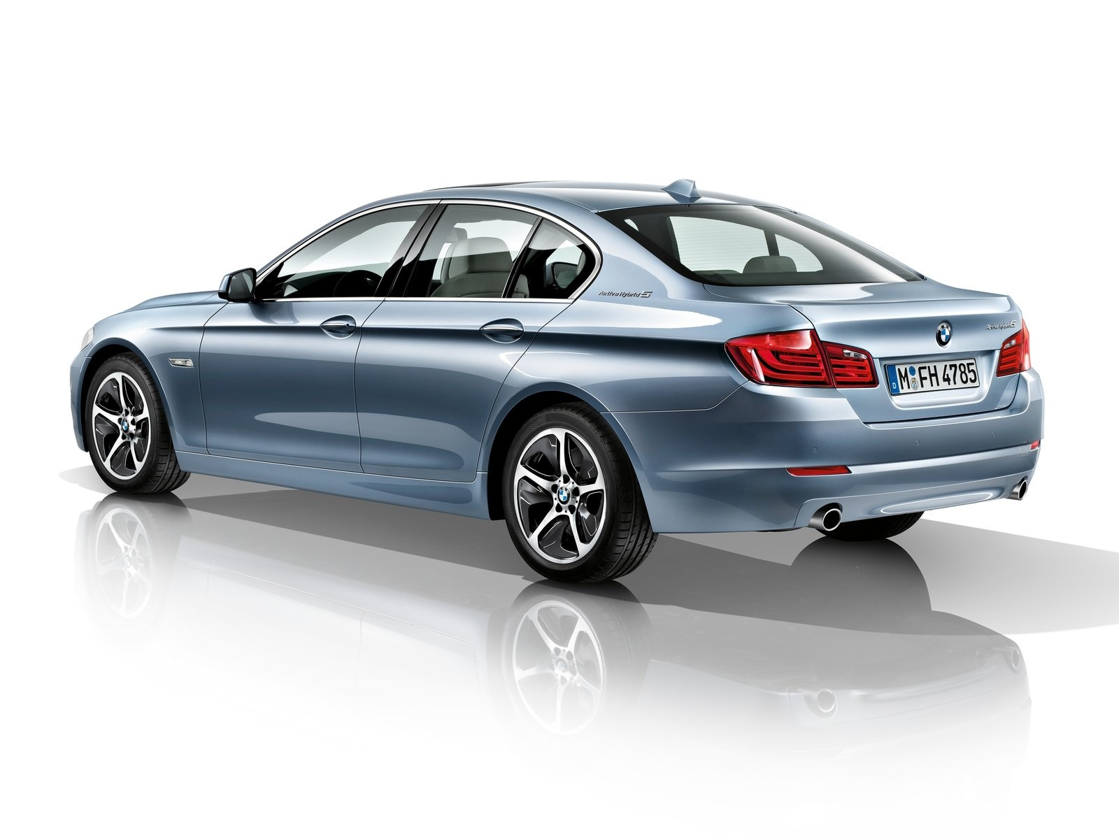 BMW 5 series ActiveHybrid 2013 photo - 9