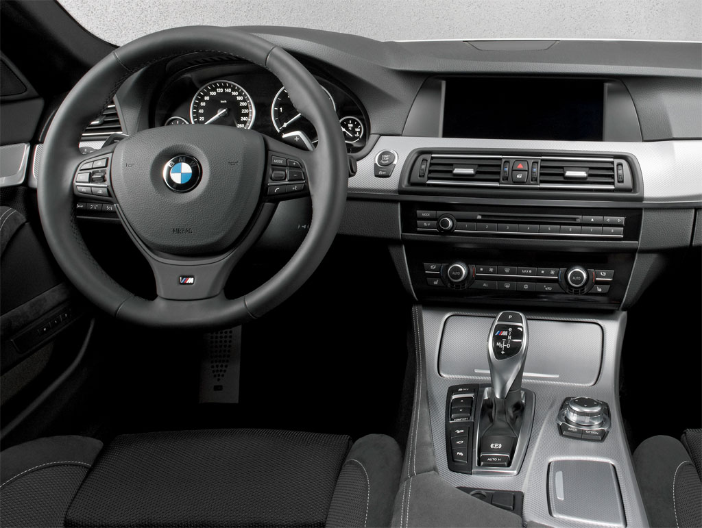 BMW 5 series M550d 2013 photo - 5