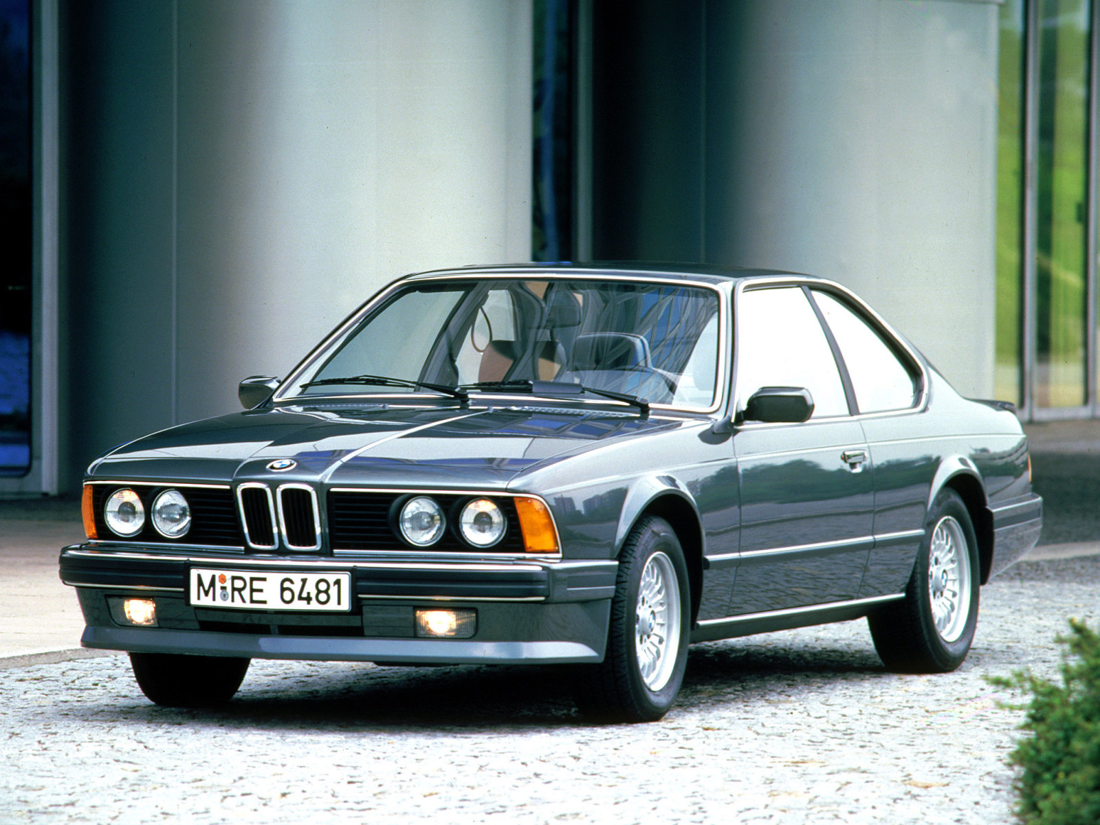 BMW 6 series 628CSi 1982 photo - 11