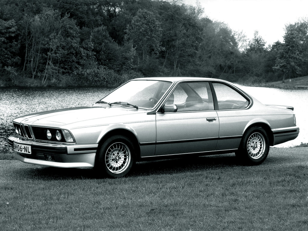 BMW 6 series 628CSi 1982 photo - 12