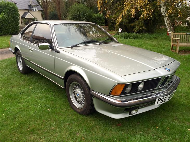 BMW 6 series 628CSi 1982 photo - 5