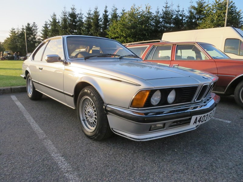 BMW 6 series 628CSi 1982 photo - 6