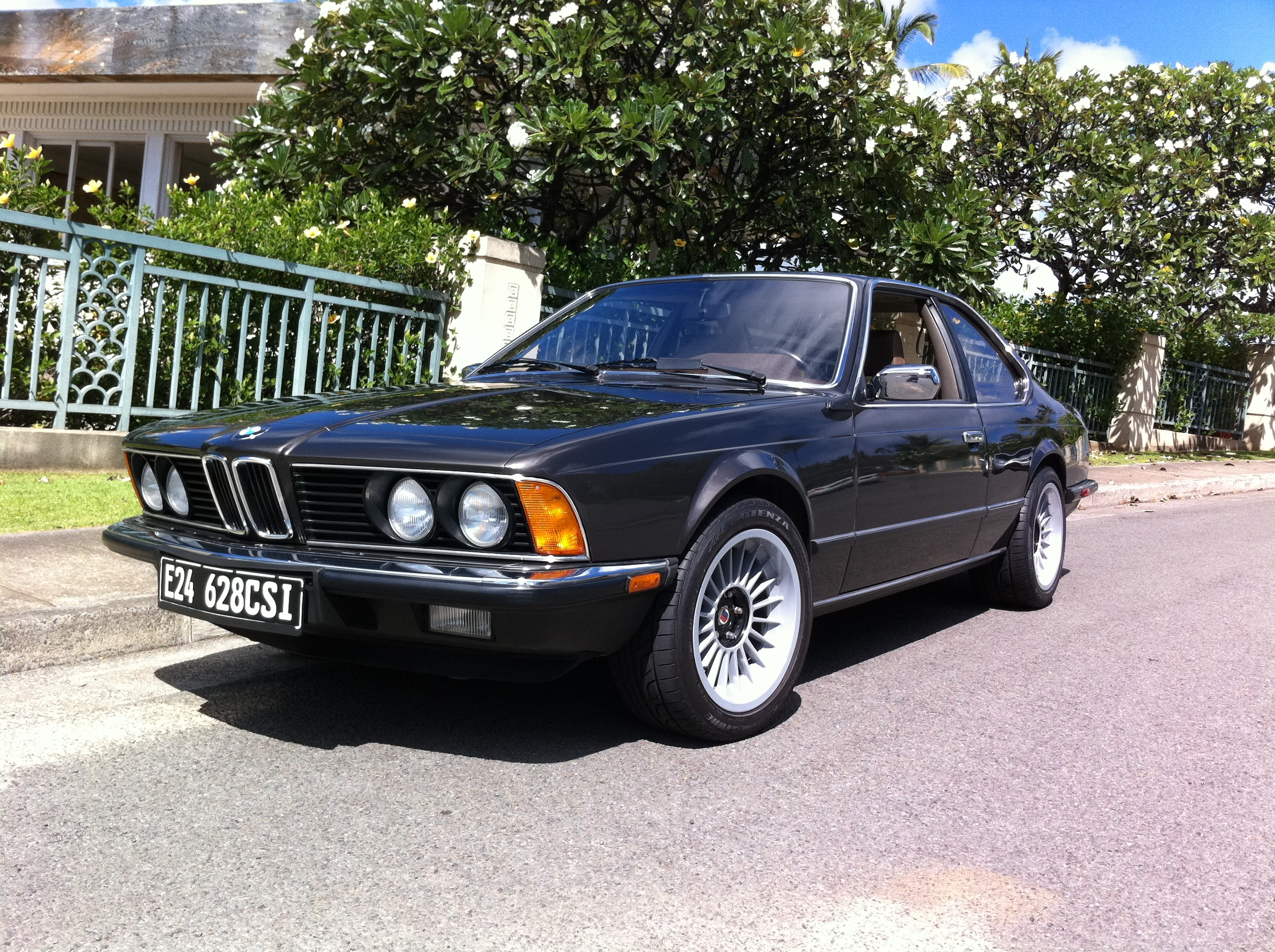 BMW 6 series 628CSi 1985 photo - 3