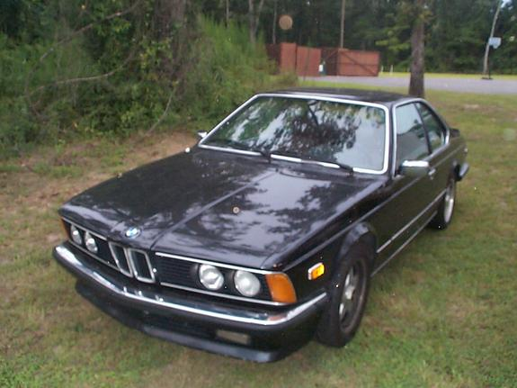 BMW 6 series 628CSi 1985 photo - 6