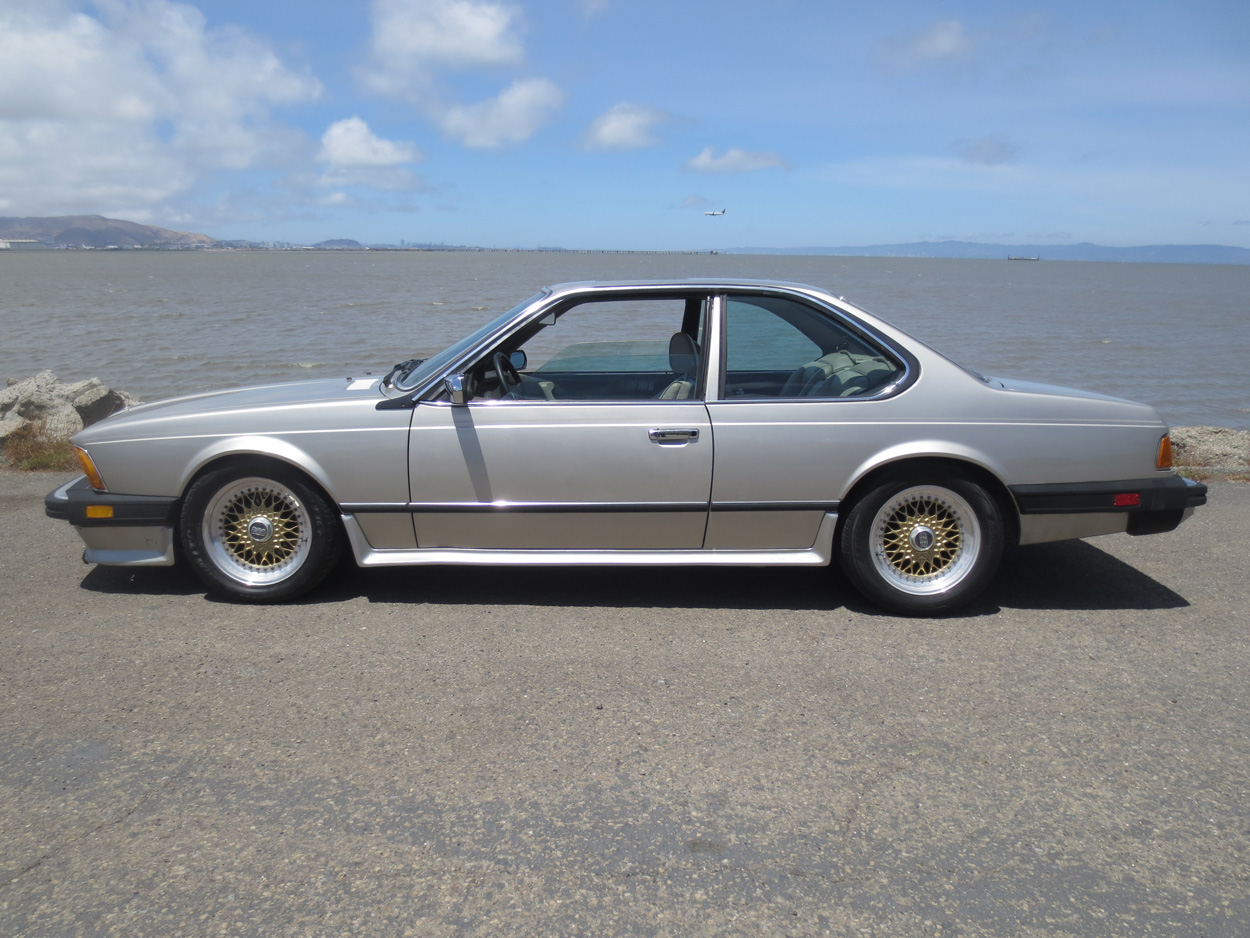 BMW 6 series 628CSi 1985 photo - 9