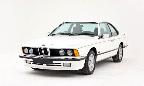 BMW 6 series 630CS 1978 photo - 12