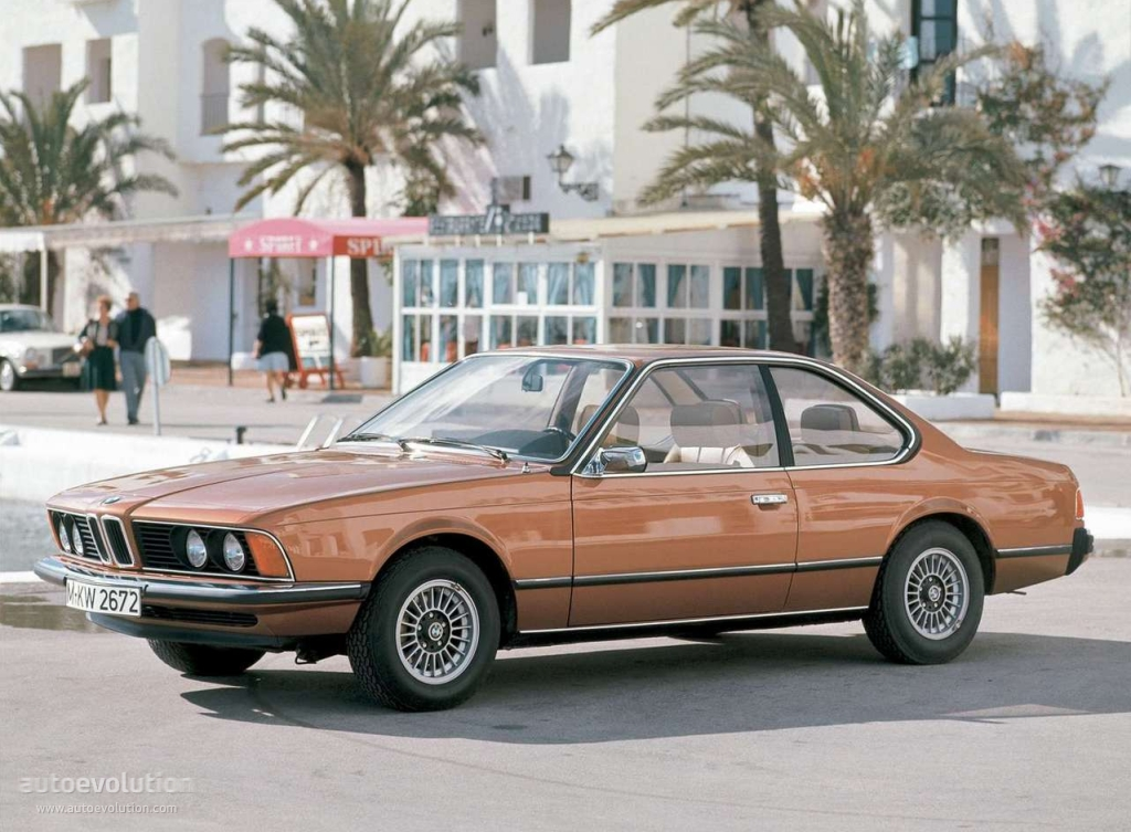 BMW 6 series 630CS 1978 photo - 2