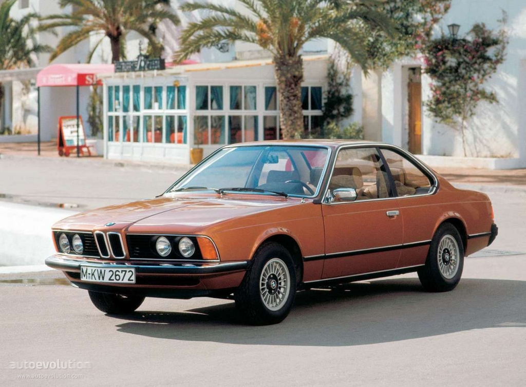 BMW 6 series 630CS 1978 photo - 3