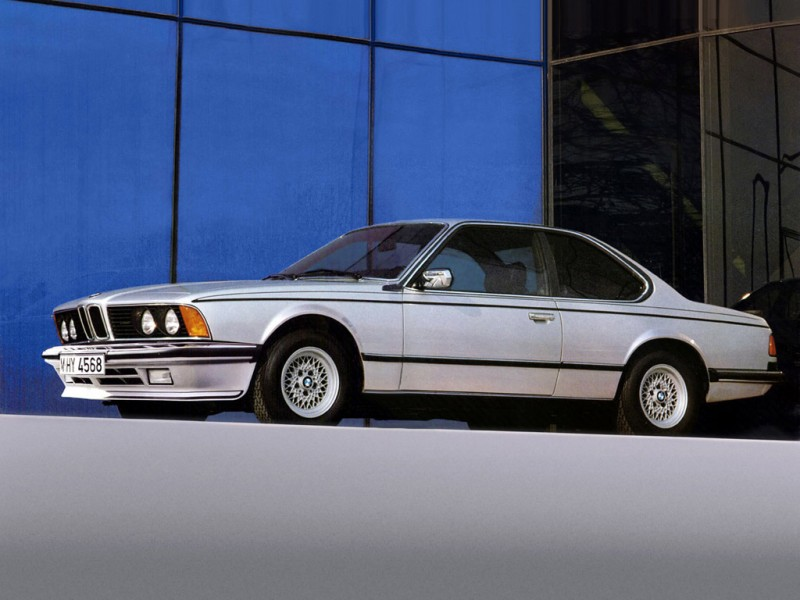 BMW 6 series 630CS 1978 photo - 5
