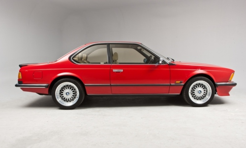 BMW 6 series 630CS 1978 photo - 7
