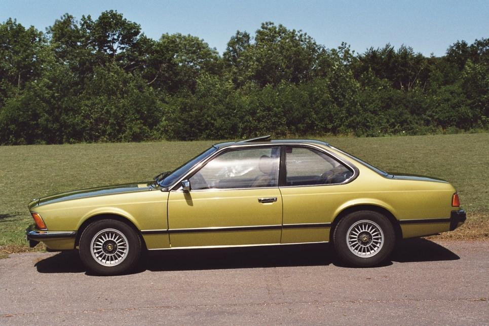 BMW 6 series 630CS 1978 photo - 8