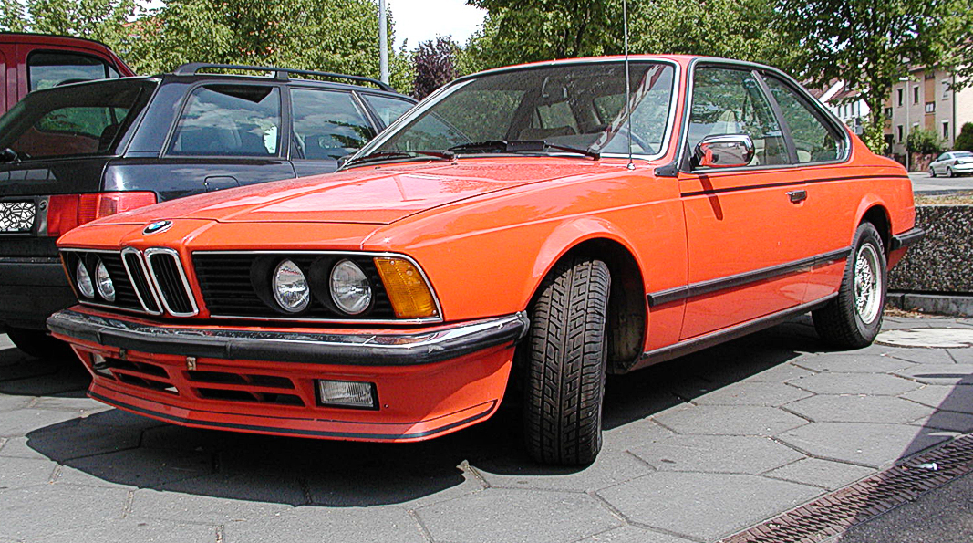 BMW 6 series 630CS 1978 photo - 9