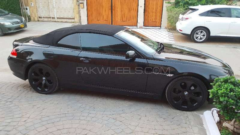 BMW 6 series 630i 2004 photo - 2