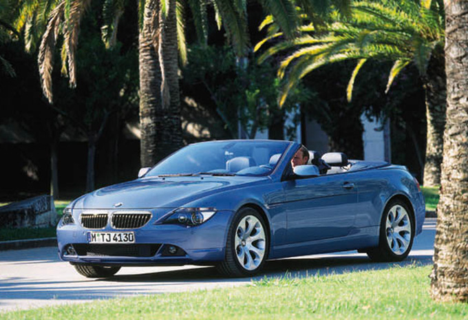BMW 6 series 630i 2004 photo - 6