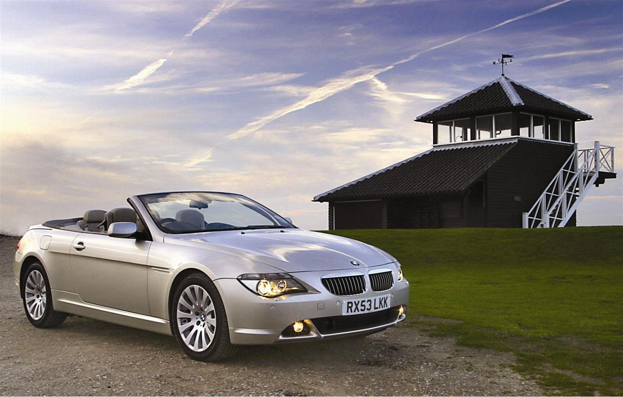 BMW 6 series 630i 2004 photo - 8