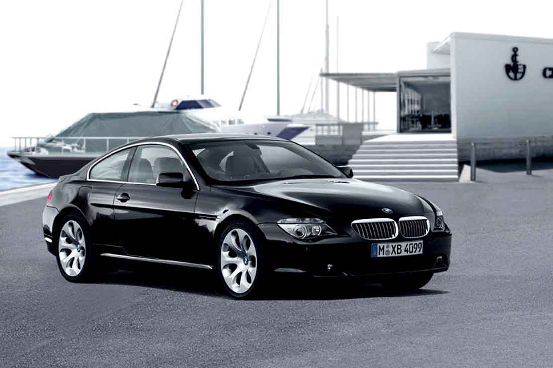 BMW 6 series 630i 2009 photo - 1