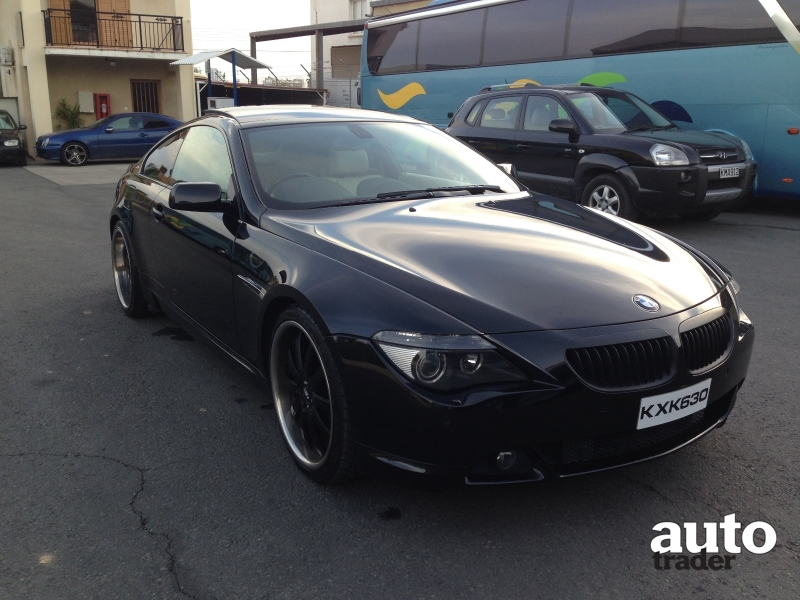 BMW 6 series 630i 2009 photo - 11