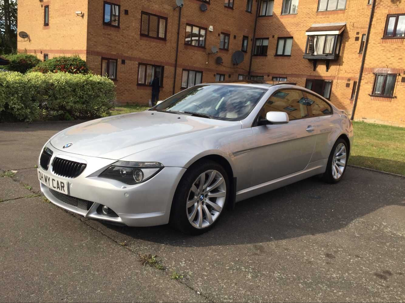 BMW 6 series 630i 2009 photo - 12