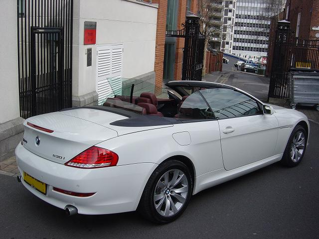 BMW 6 series 630i 2009 photo - 3
