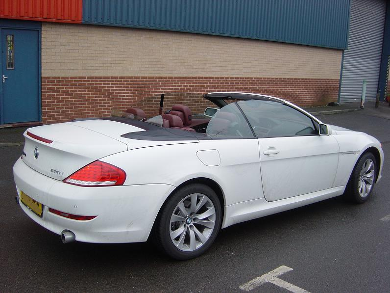 BMW 6 series 630i 2009 photo - 4