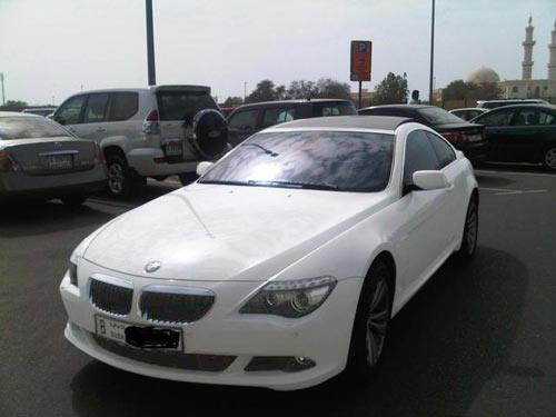 BMW 6 series 630i 2009 photo - 7