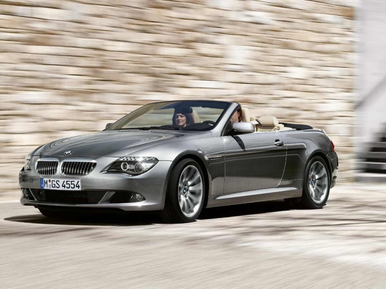 BMW 6 series 630i 2009 photo - 9