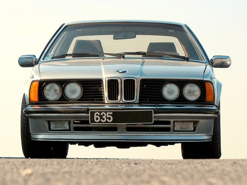 BMW 6 series 633CSi 1978 photo - 10