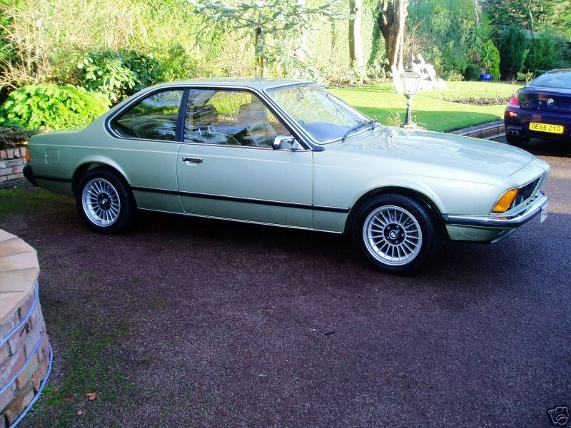 BMW 6 series 633CSi 1978 photo - 4