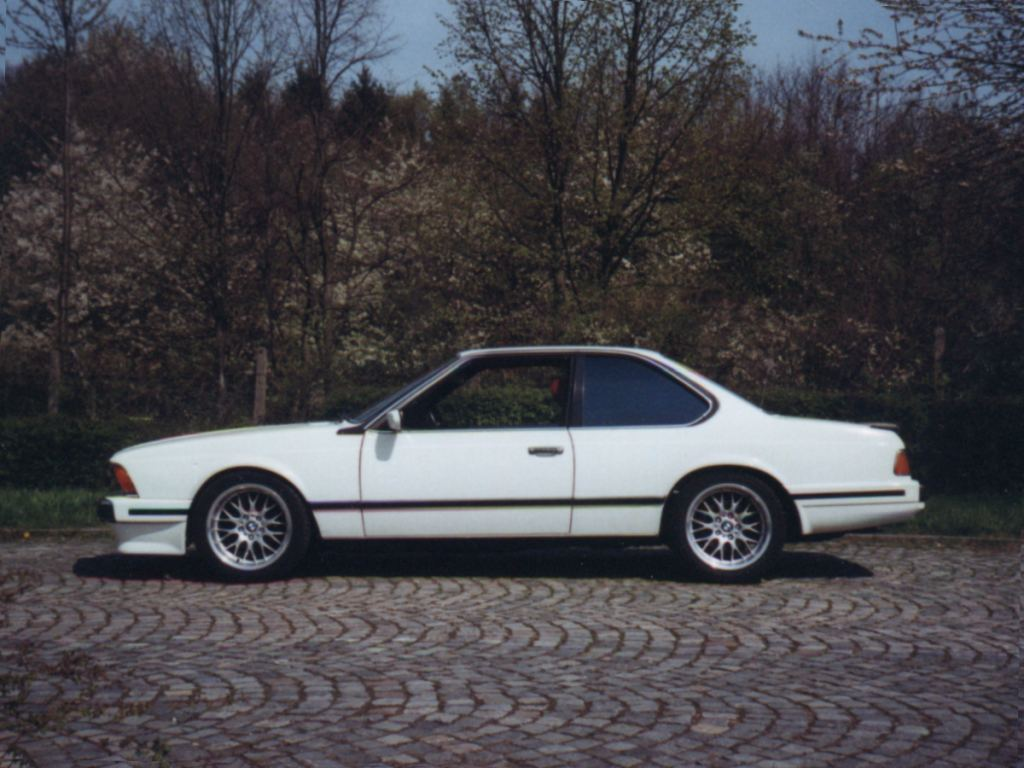 BMW 6 series 633CSi 1978 photo - 8