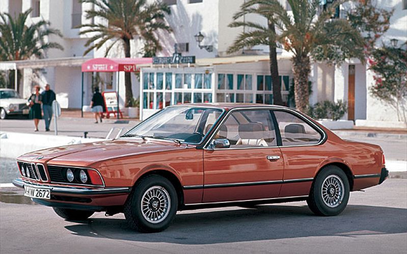 BMW 6 series 633CSi 1980 photo - 2