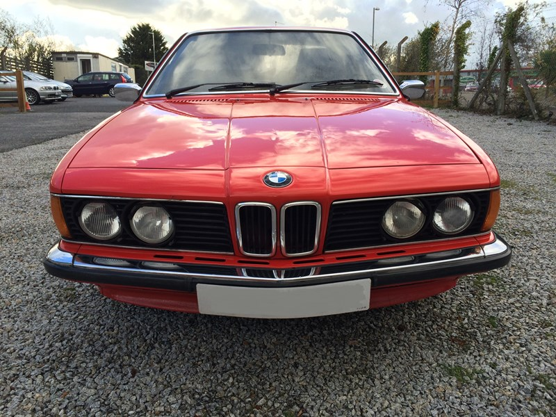 BMW 6 series 633CSi 1980 photo - 4