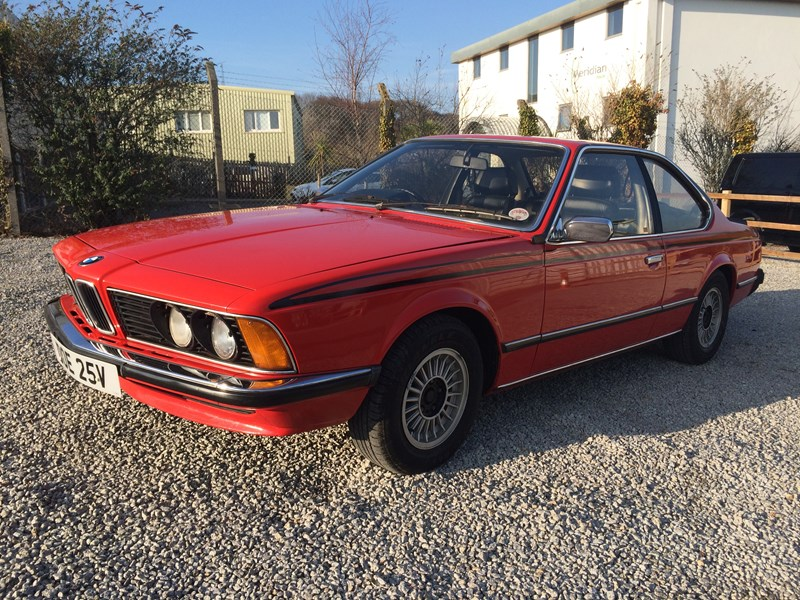 BMW 6 series 633CSi 1980 photo - 6