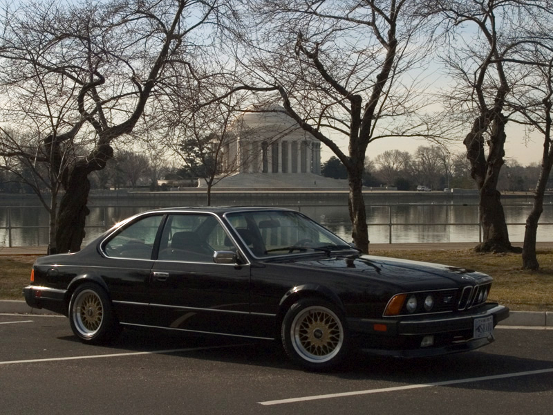 BMW 6 series 633CSi 1980 photo - 7
