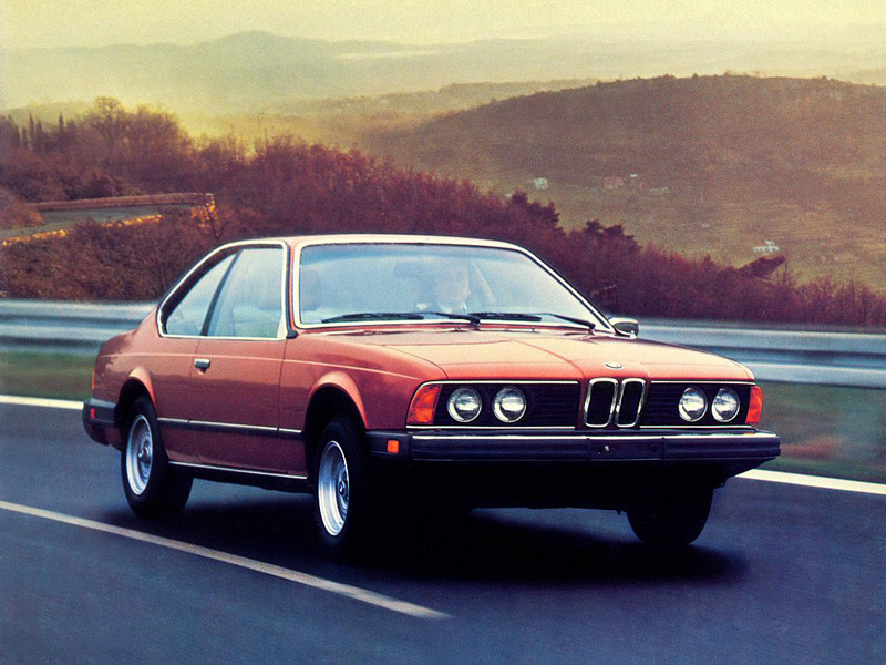 BMW 6 series 633CSi 1982 photo - 11