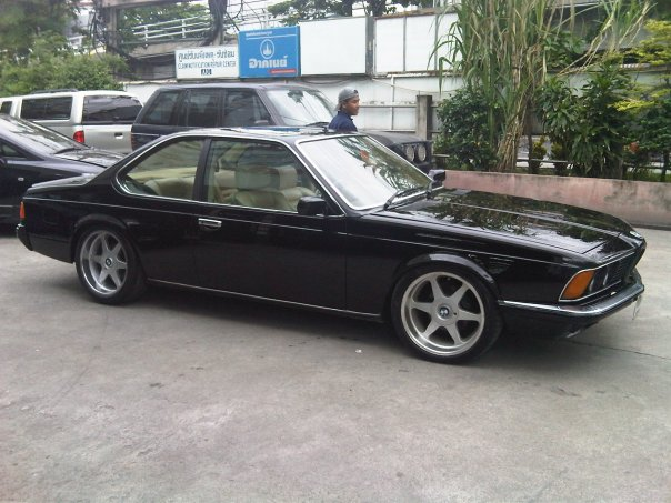 BMW 6 series 633CSi 1982 photo - 5