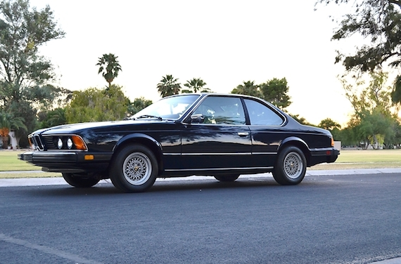 BMW 6 series 633CSi 1982 photo - 6