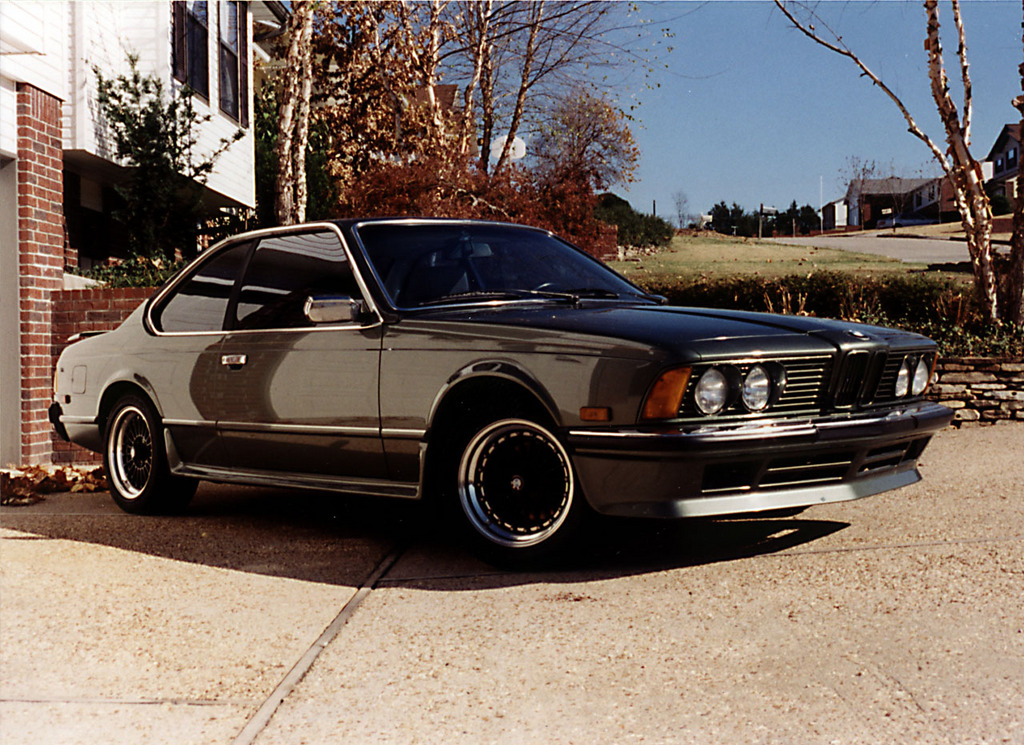 BMW 6 series 635CSi 1980 photo - 1