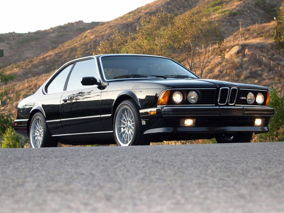 BMW 6 series 635CSi 1980 photo - 10