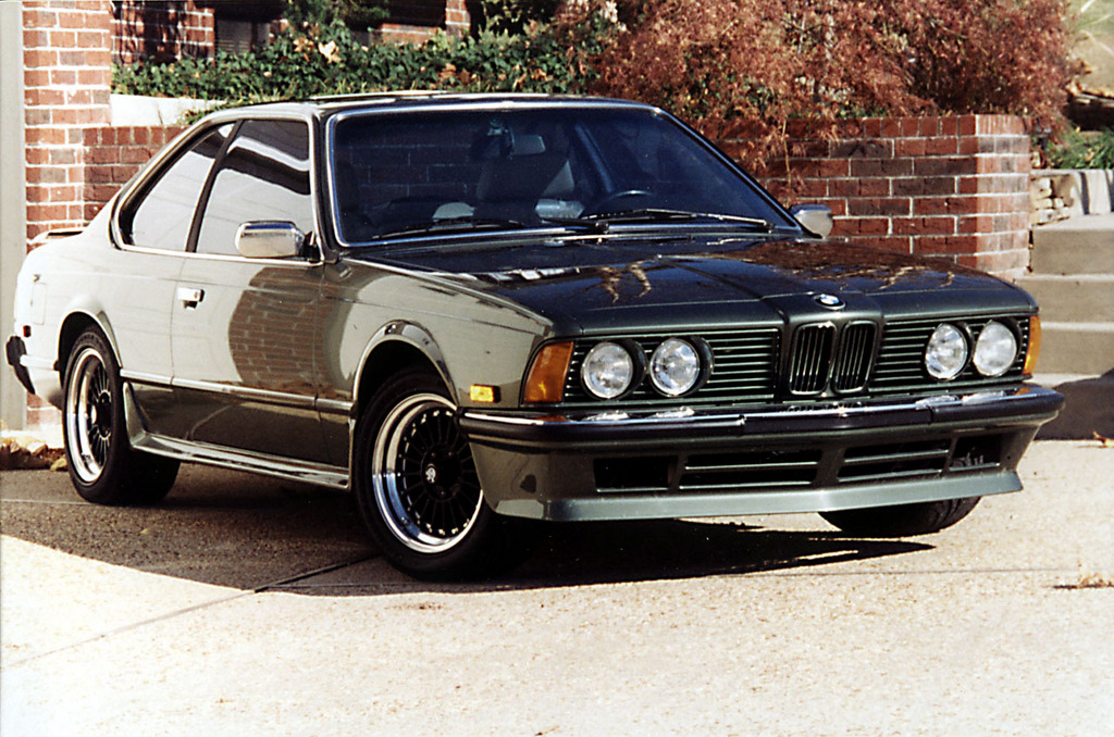 BMW 6 series 635CSi 1980 photo - 2