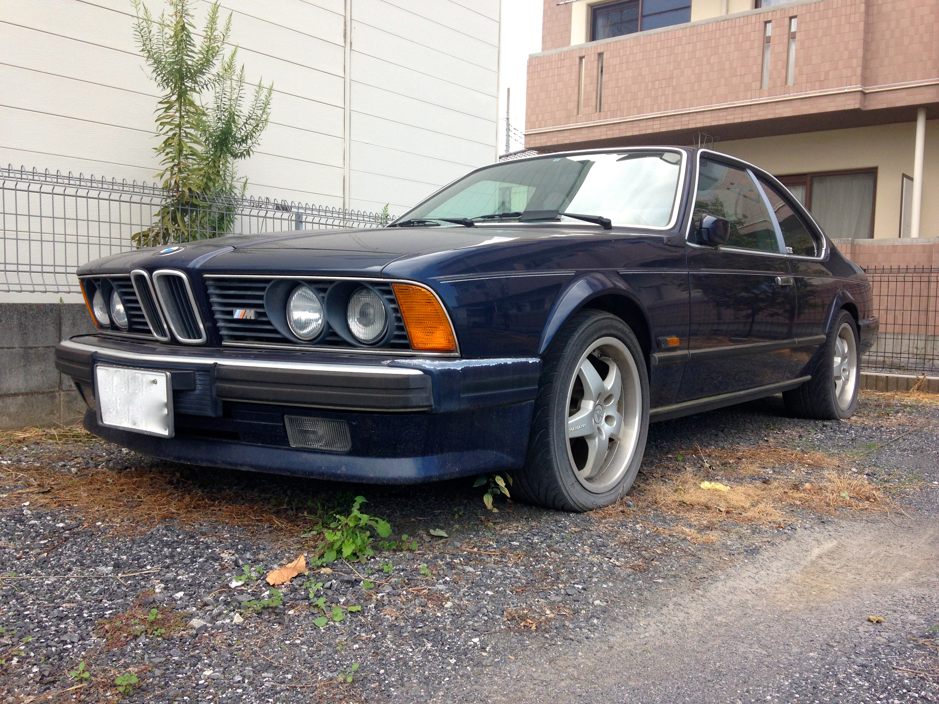 BMW 6 series 635CSi 1980 photo - 6