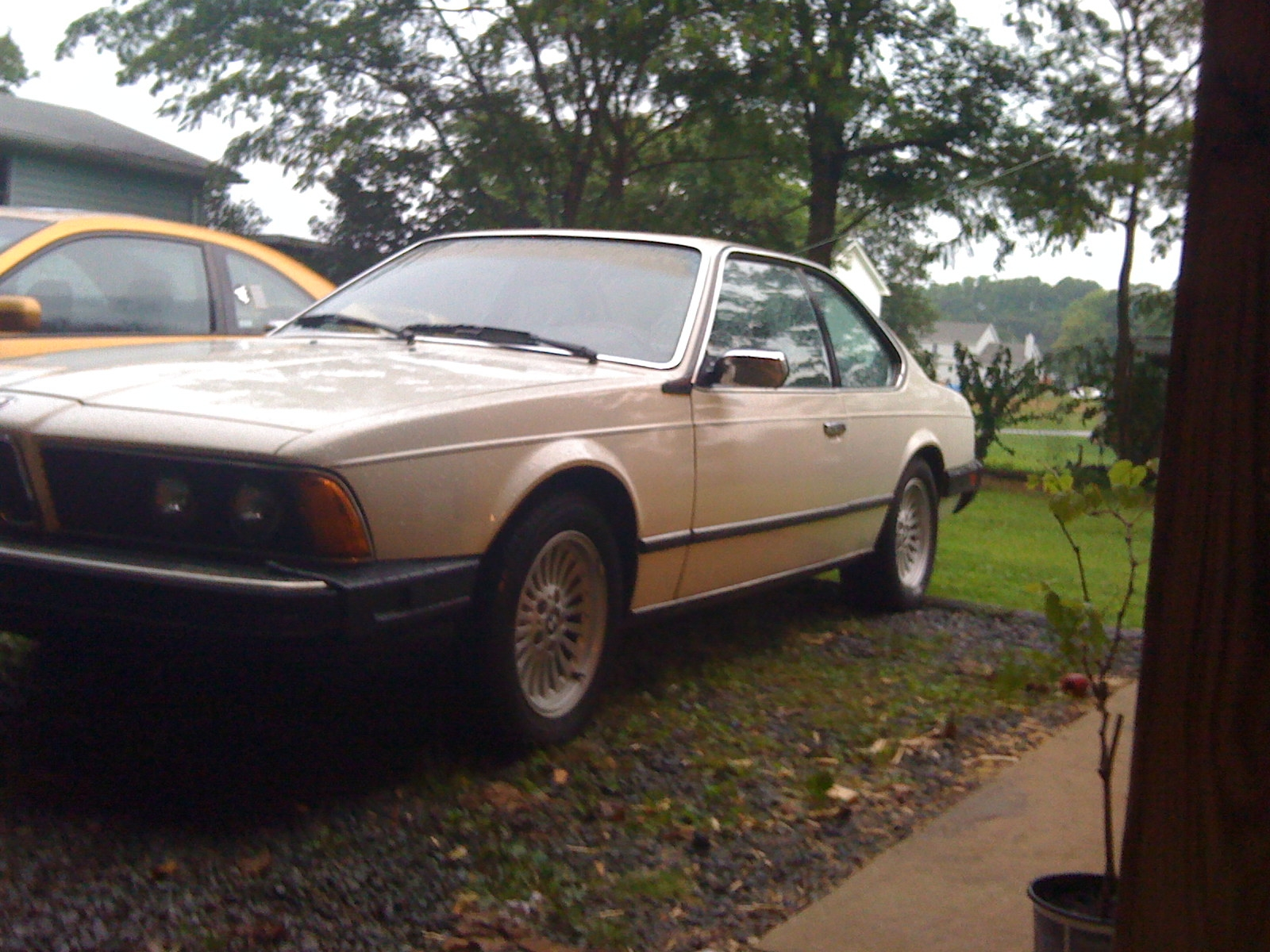 BMW 6 series 635CSi 1980 photo - 9