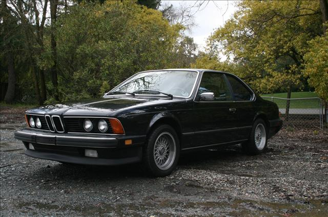 BMW 6 series 635CSi 1986 photo - 1