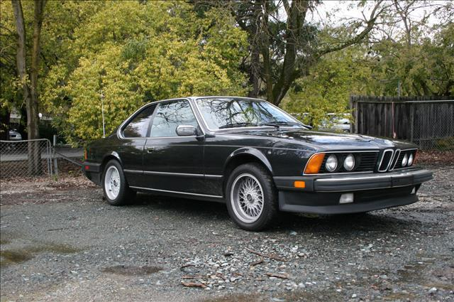 BMW 6 series 635CSi 1986 photo - 3