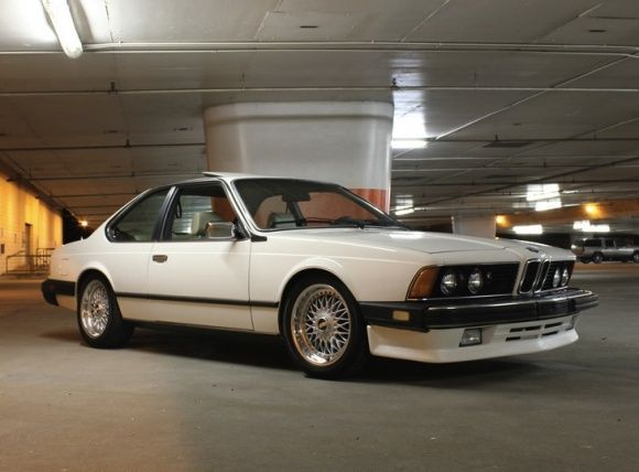 BMW 6 series 635CSi 1986 photo - 5