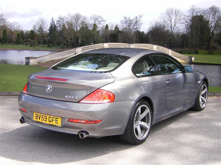 BMW 6 series 635d 2009 photo - 10