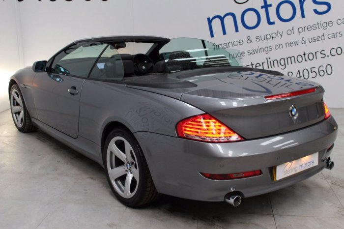 BMW 6 series 635d 2009 photo - 12