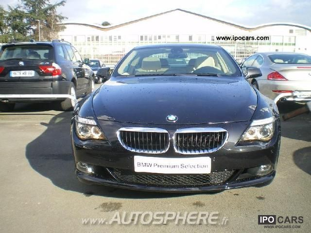 BMW 6 series 635d 2009 photo - 2